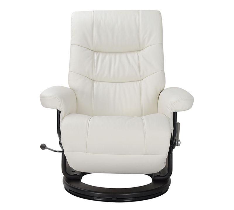 Leather or Microfibre Design Relaxation Armchair - MAX Home