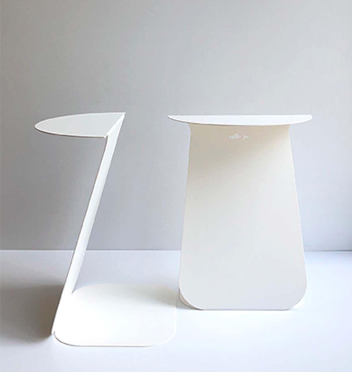 Couple de Tables d'Appoint Rectangulaires - Fusion